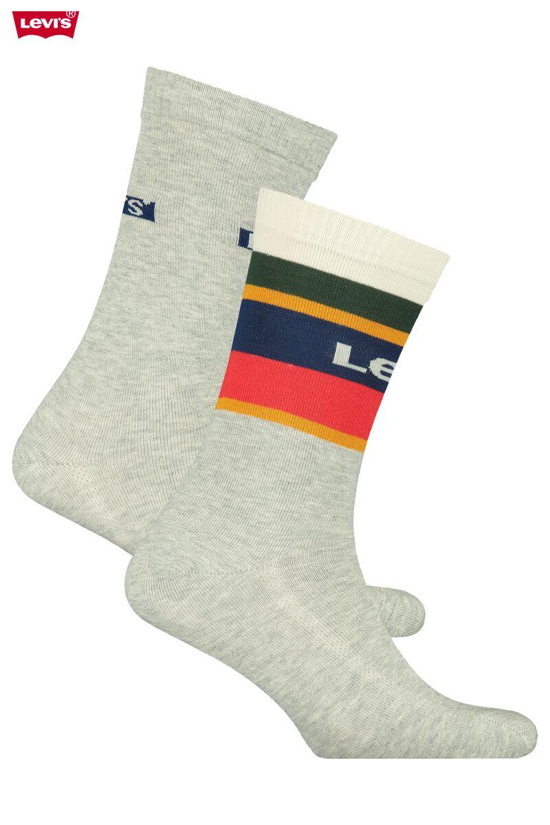 Chaussettes Regular Colorblock stripe