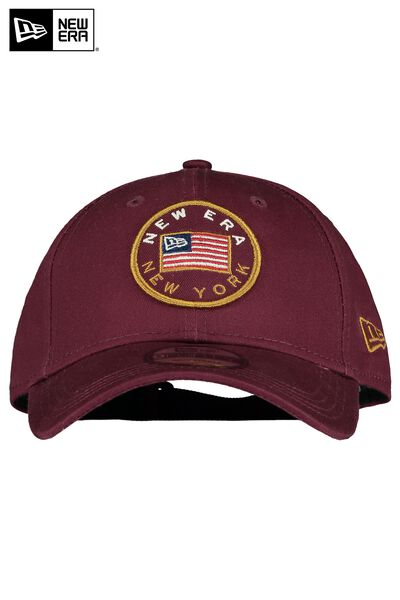 New Era 9Forty Flagged