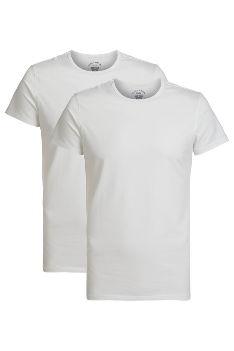 Basic T-shirt Bradly New - 2pack