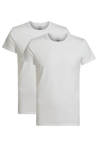 Basic T-shirt Bradly - 2pack
