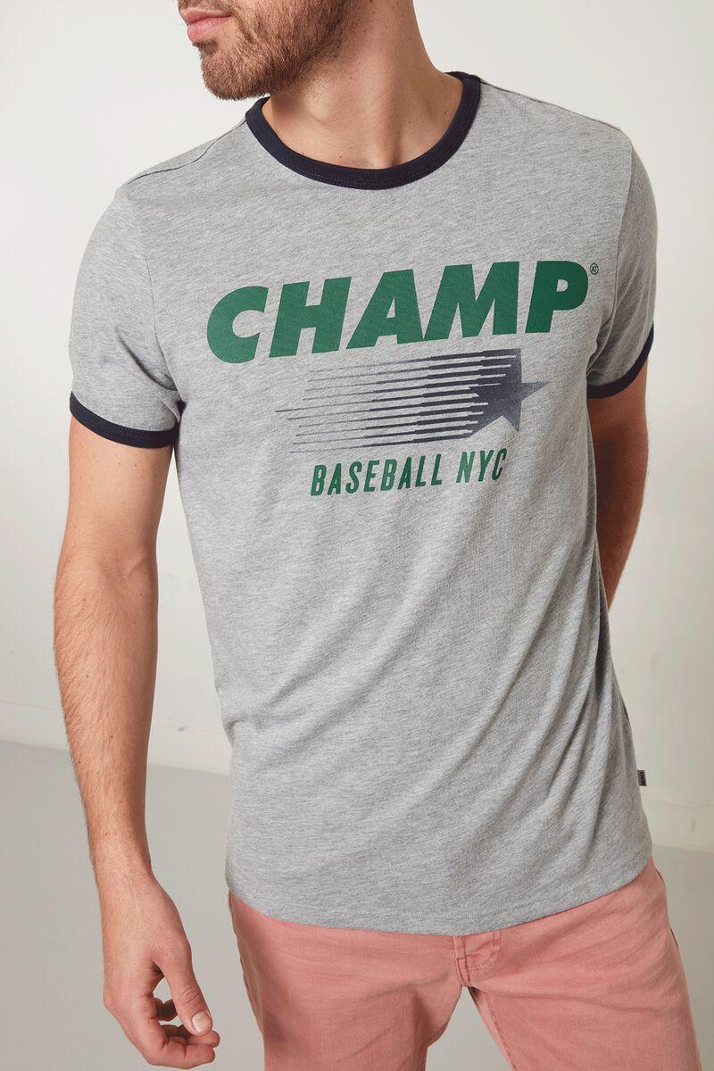 T-shirt Eam Champ