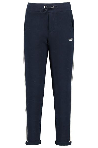 Jogging pants side stripes