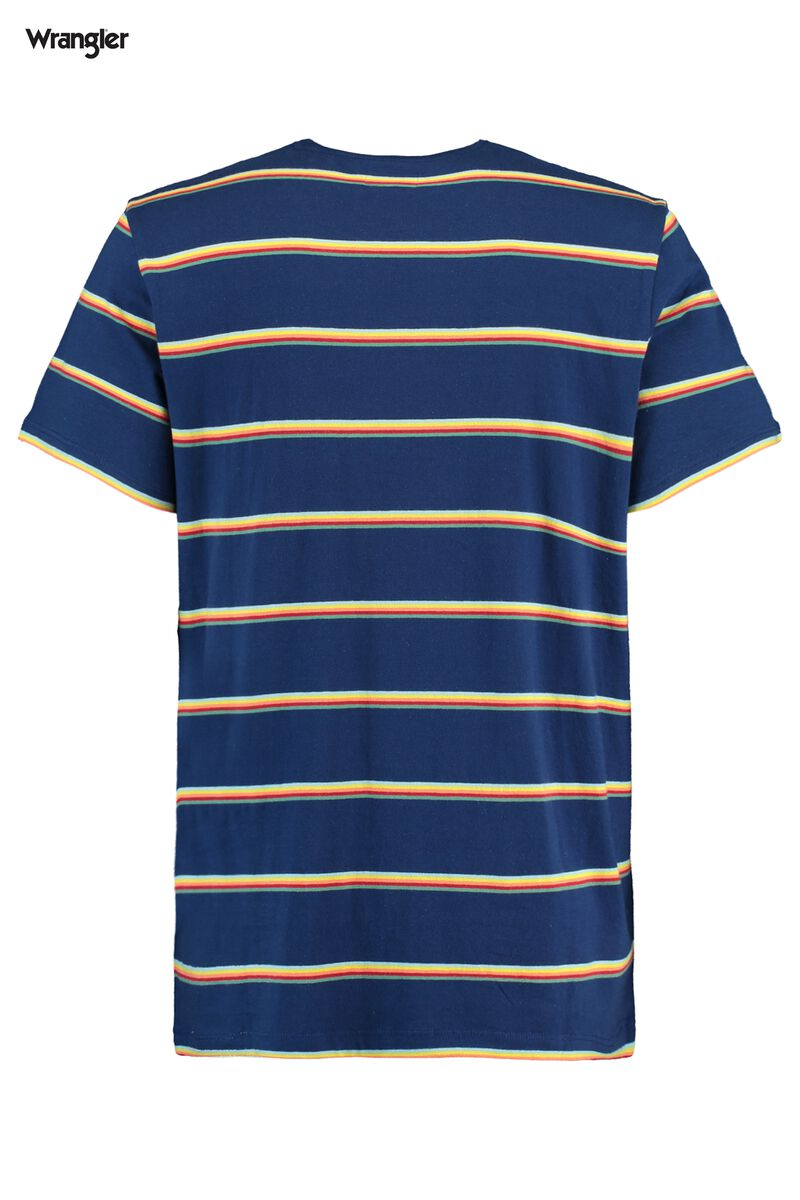 T-shirt SS Stripe Tee