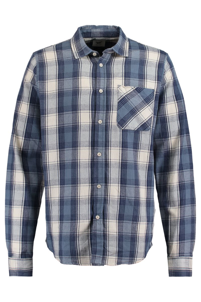 Hemd Hackett check