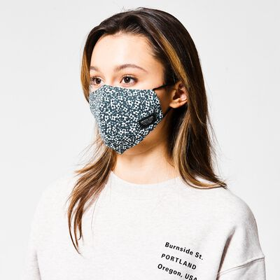 Face mask all-over print