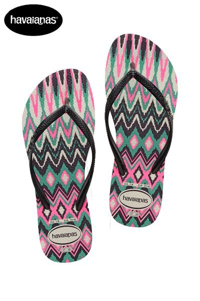 Havaianas Slim Tribal slippers