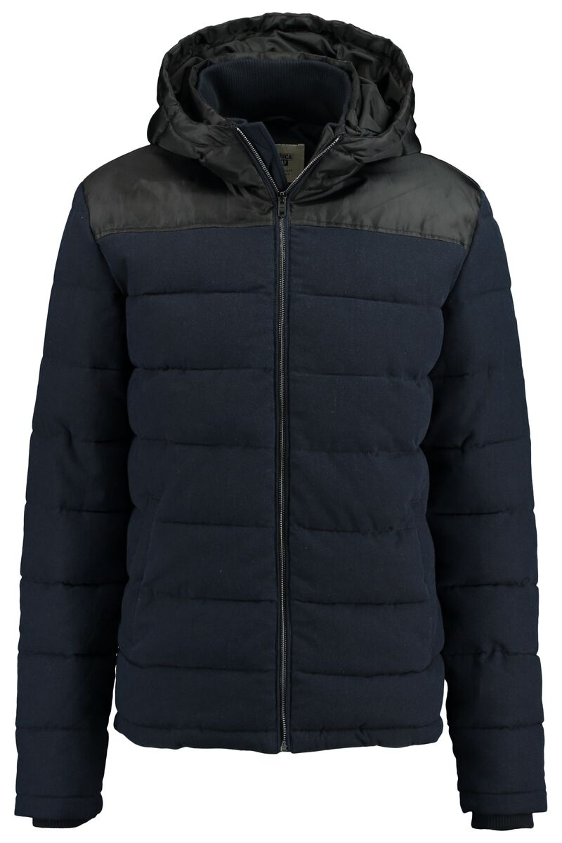 Jacket Jarred block