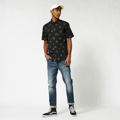Overhemd all-over print