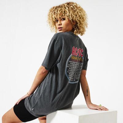 T-shirt ACDC print