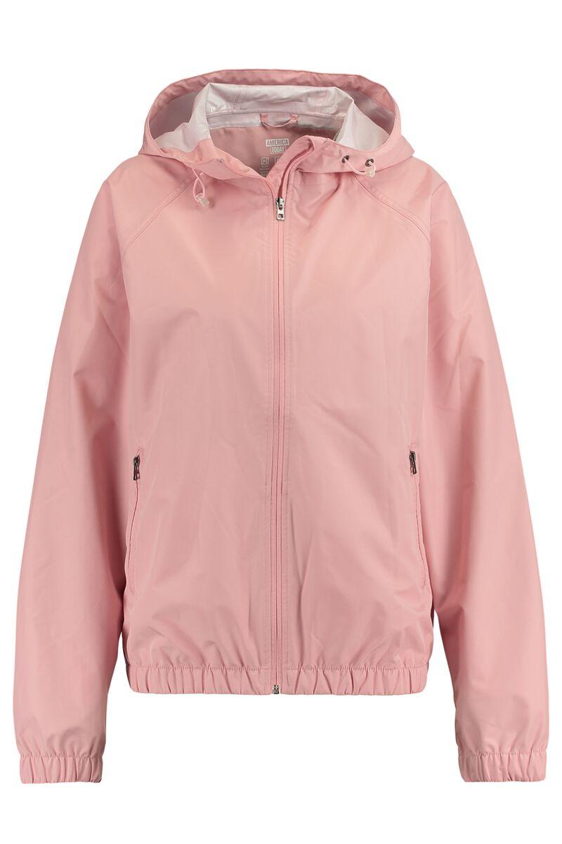 34b3ce92e4e3 Women Rain jacket Jess Pink Buy Online