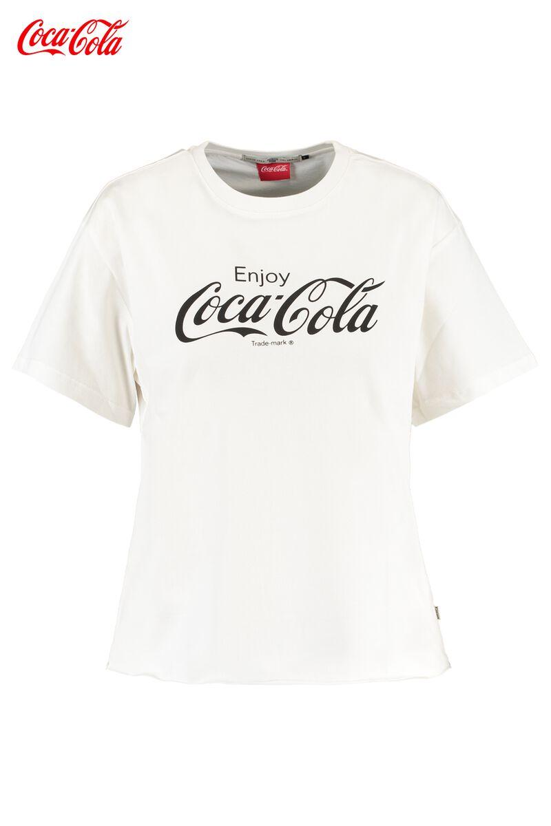 T-shirt Ellie Coca Cola