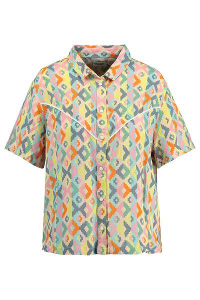 Blouse Aztek Shirt