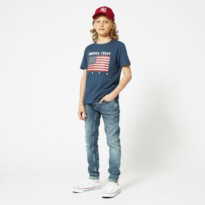 T-shirt Print Flagge