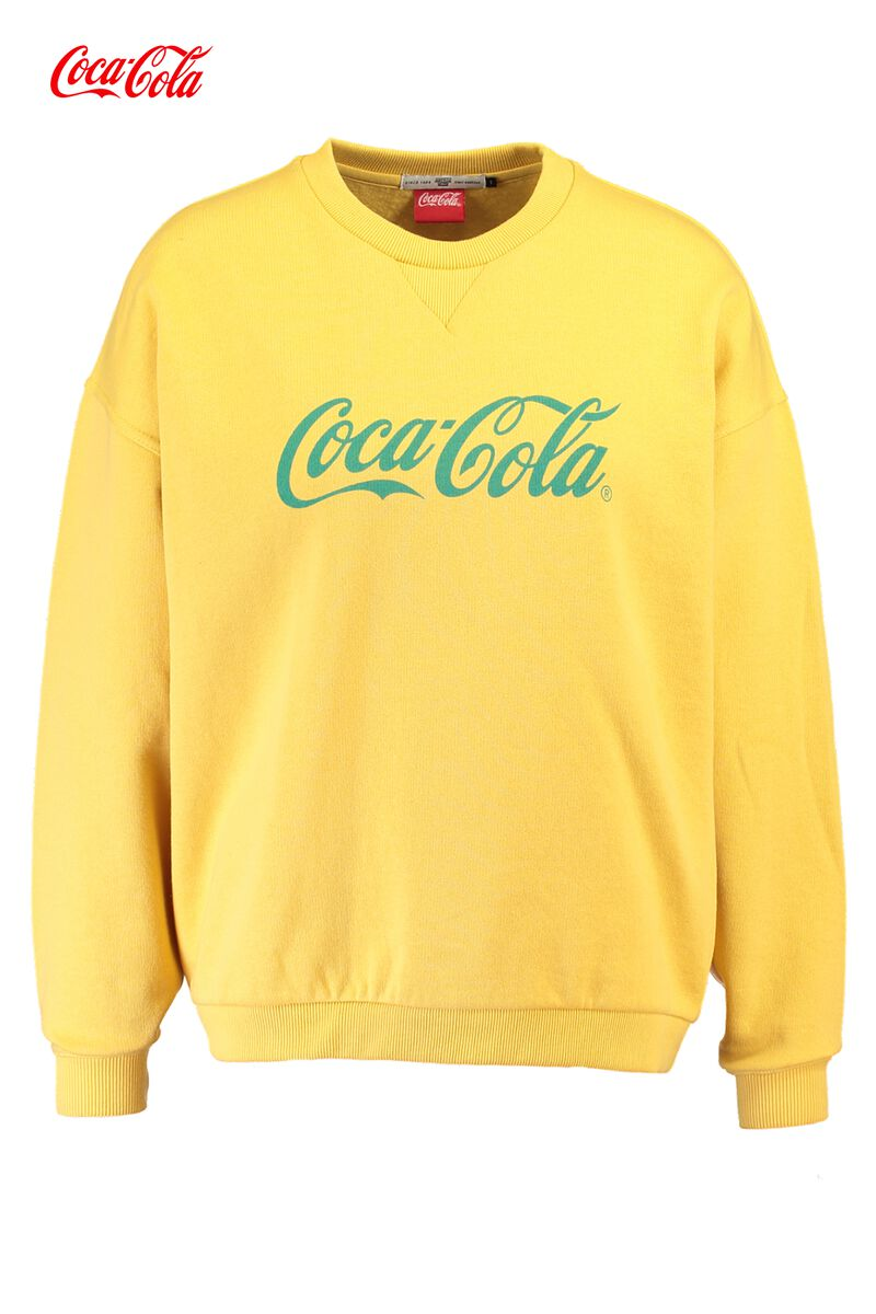 Sweater Sardyn Coca-Cola