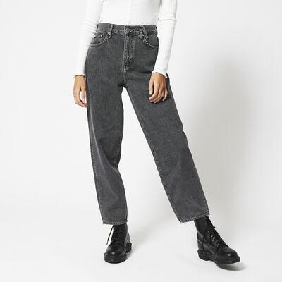 High waist jeans comfort legs