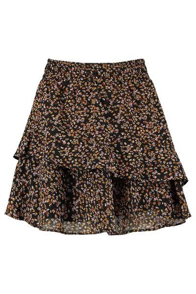 Skirt elasticated waistband