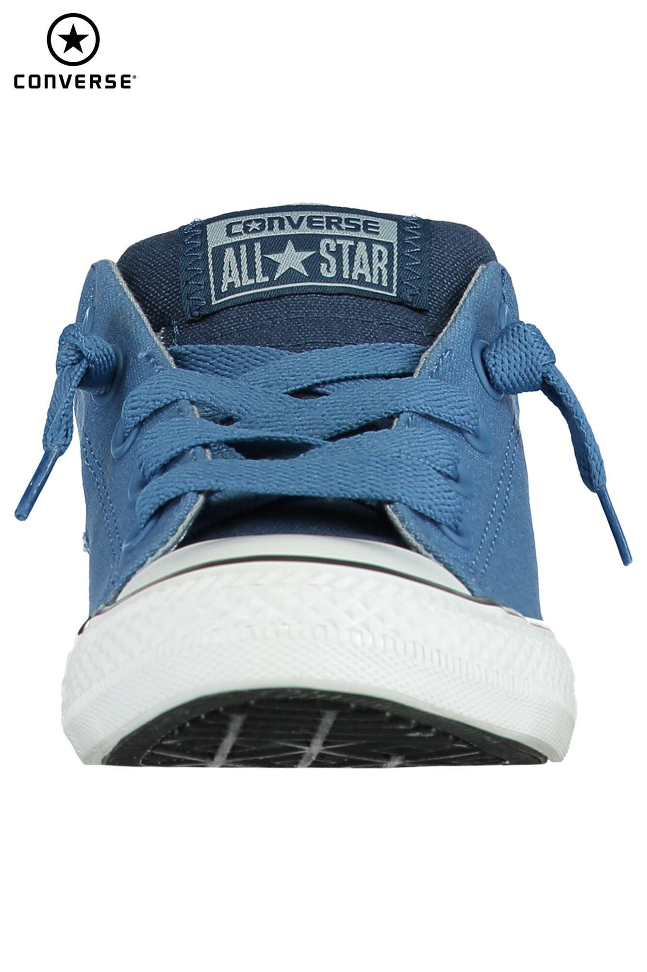 ed23cc6ae31 Jongens Converse All Stars street Blauw Kopen Online
