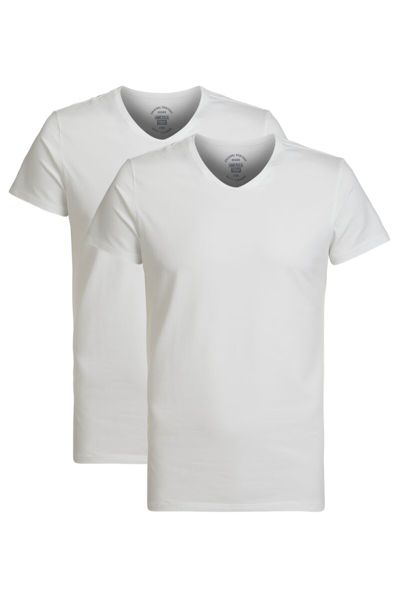 Basic T-shirt Brandon New - 2pack