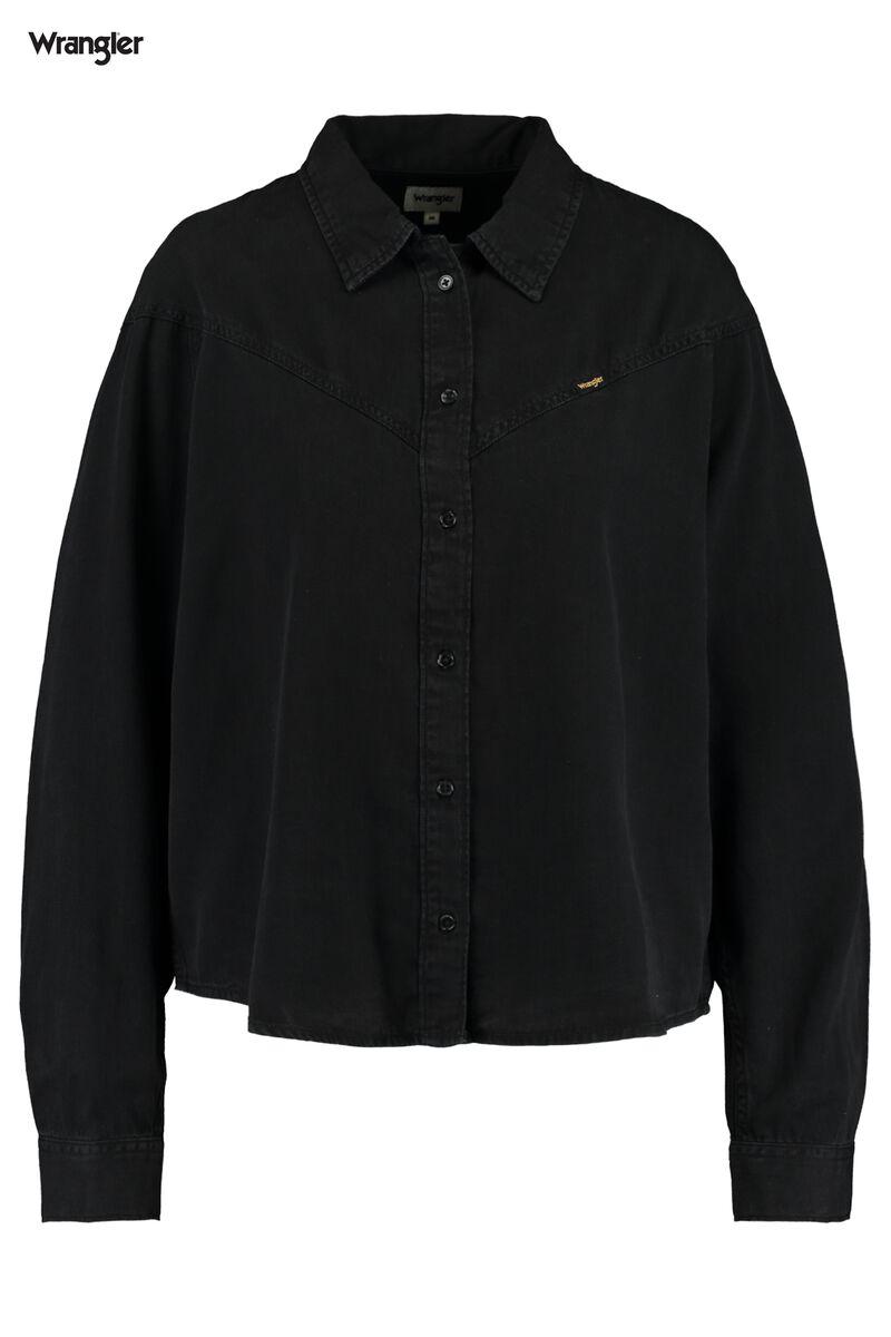 Blouse 80's Denim shirt