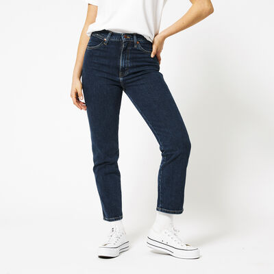 Wrangler-Jeans hoher Bund