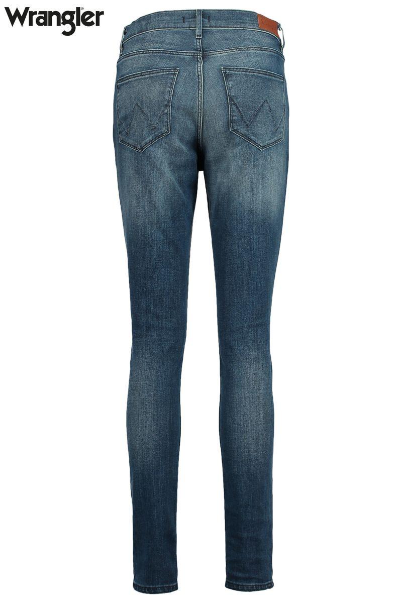 Jeans Wrangler High Rise Skinny