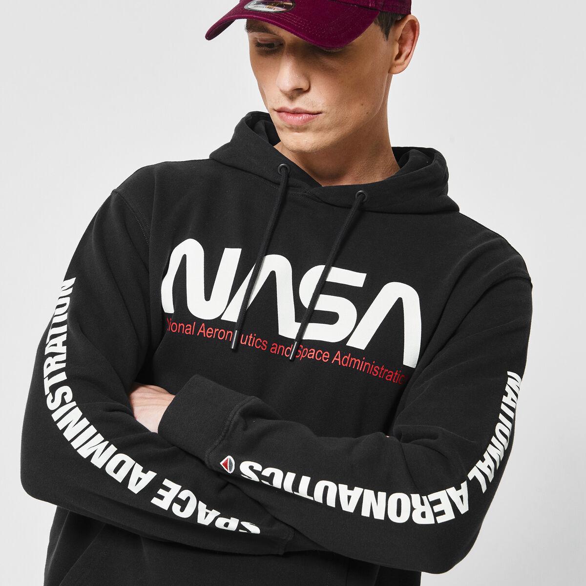 Hoodie Space hood back