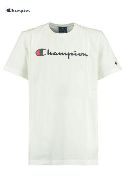 T-shirt Champion logo