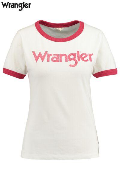 T-shirt Wrangler Retro