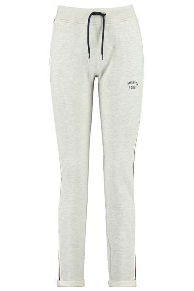 Joggingbroek met zijstreep