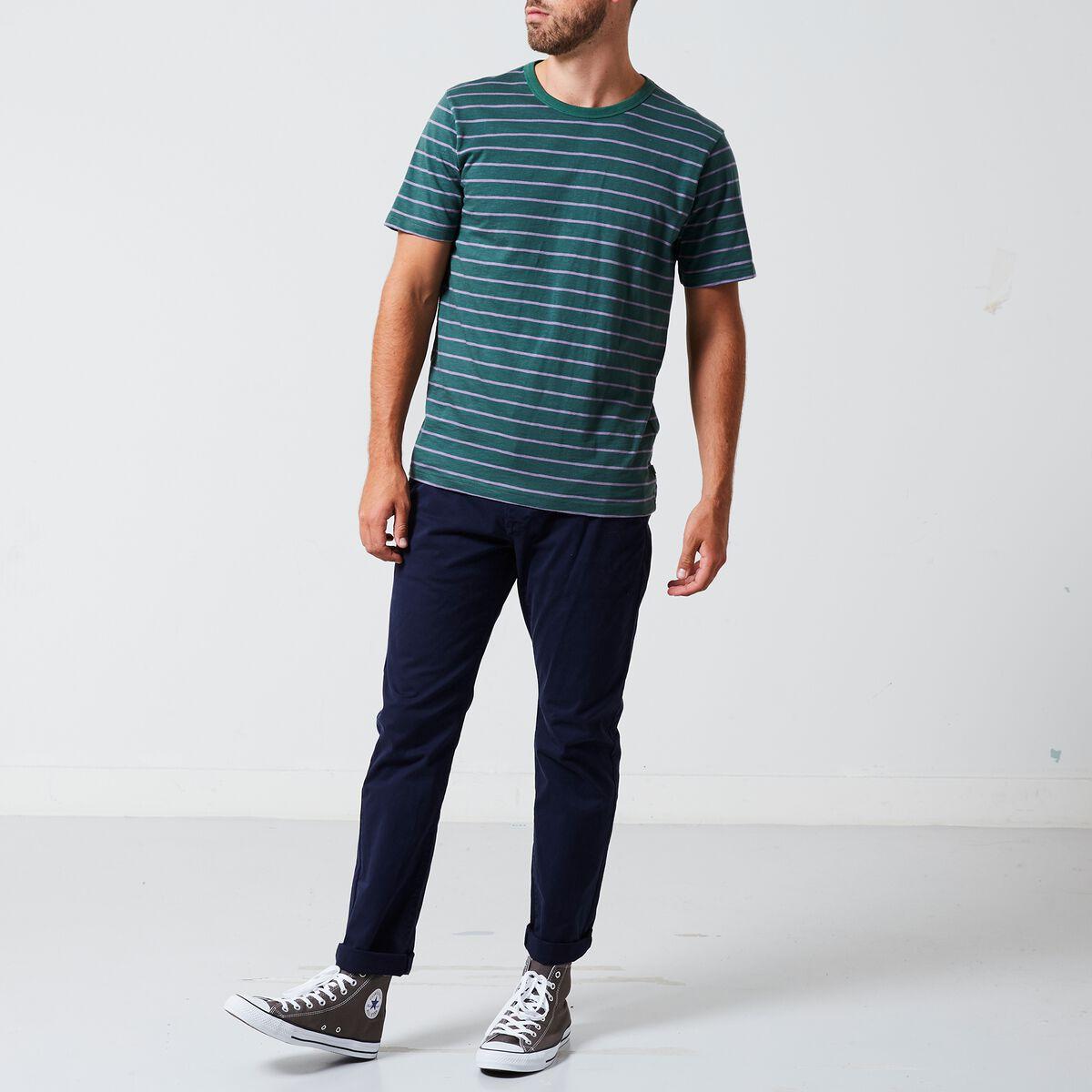 T-shirt Eric stripe