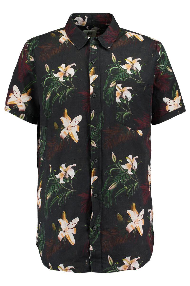 Zwart Overhemd Kopen.Heren Overhemd Iggy Zwart Kopen Online America Today