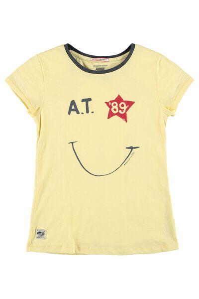 T-shirt Ebony
