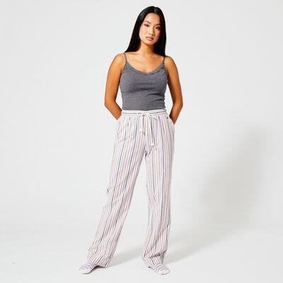 Pyjamabroek streepprint