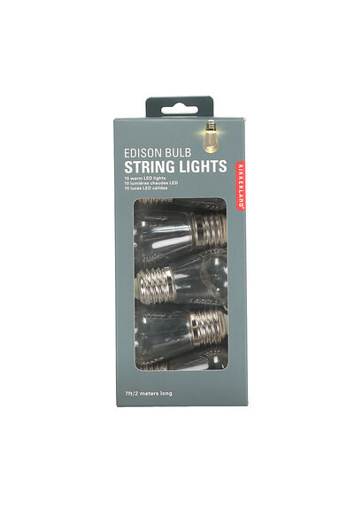 Gift Edison String Lights