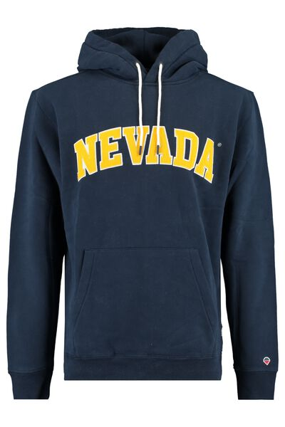 Hoodie embroidered Nevada text