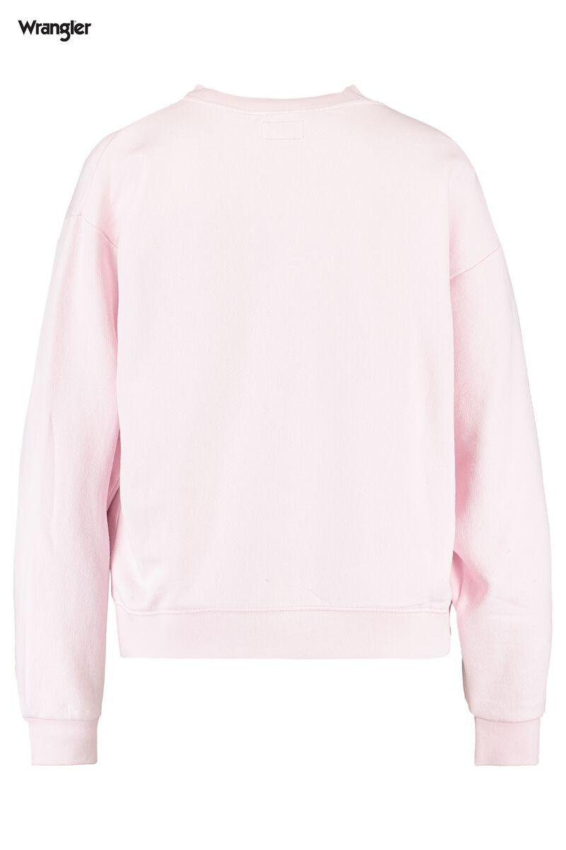 Sweater High rib retro Sweat