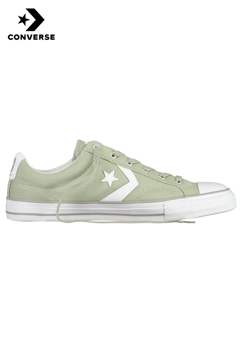 1f7605dc3 ... 5813e00692 Men Converse All Stars Star player - ox Green Buy Online ...