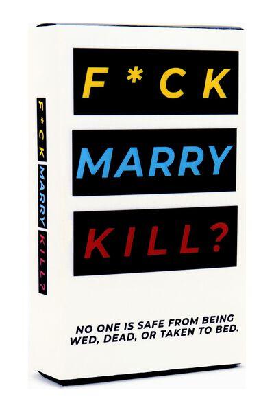 Gift Fuck Marry Kill
