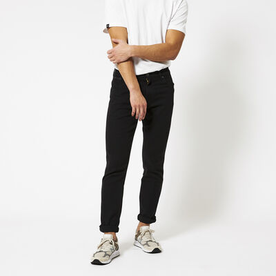 Wrangler Jeans schmale Passform mit dunkler Waschung