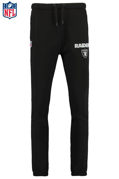 Jogging pants with extra narrow legs and logo