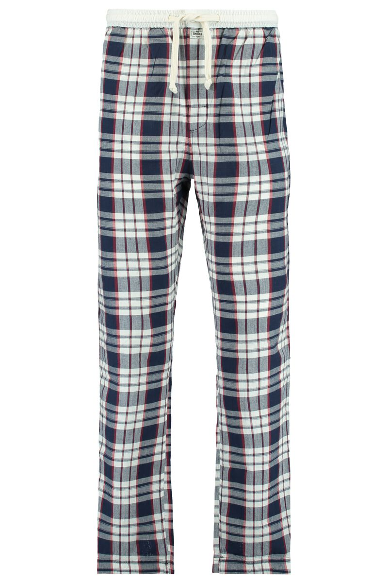 Pantalon de pyjama Lake check