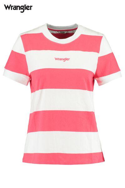 T-shirt Wrangler striped