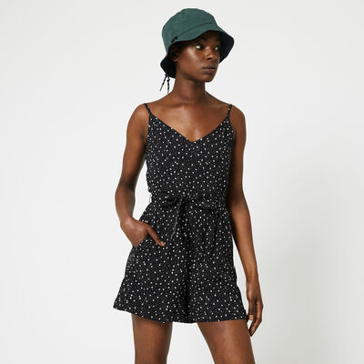 Playsuit all-over print