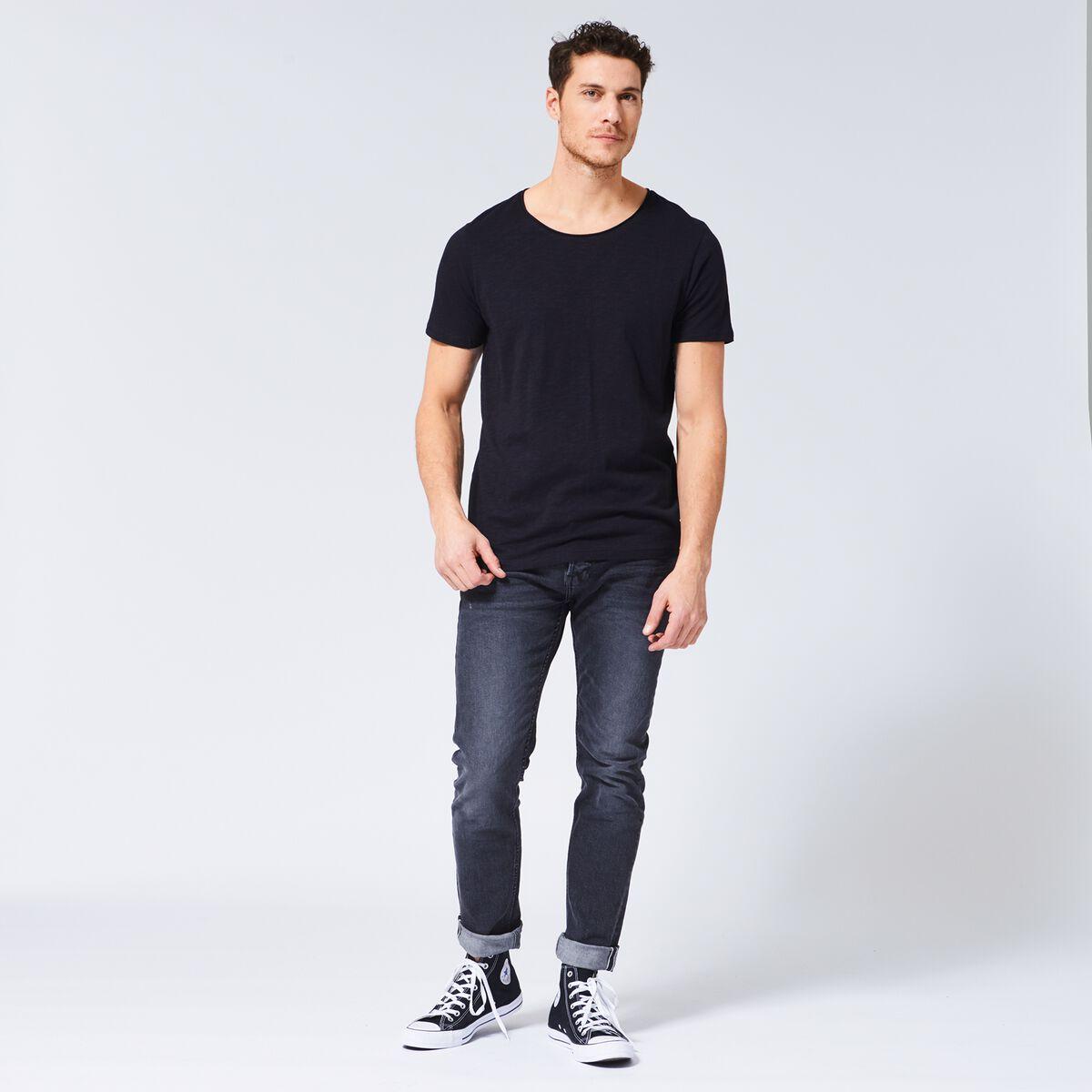 heren tshirt took zwart kopen online america today