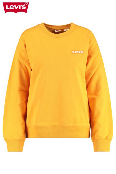 Levi's sweater Graphic standard crew