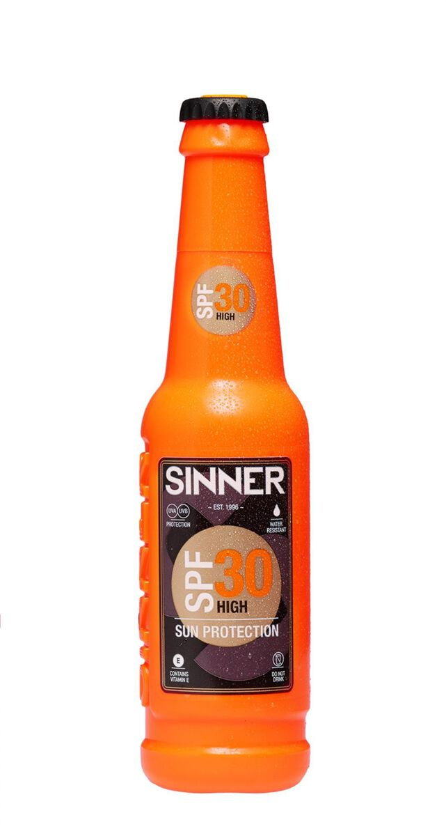Gift Sinner Sun Creme UV 30