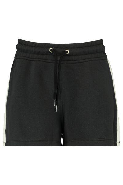 Sweat shorts side strip