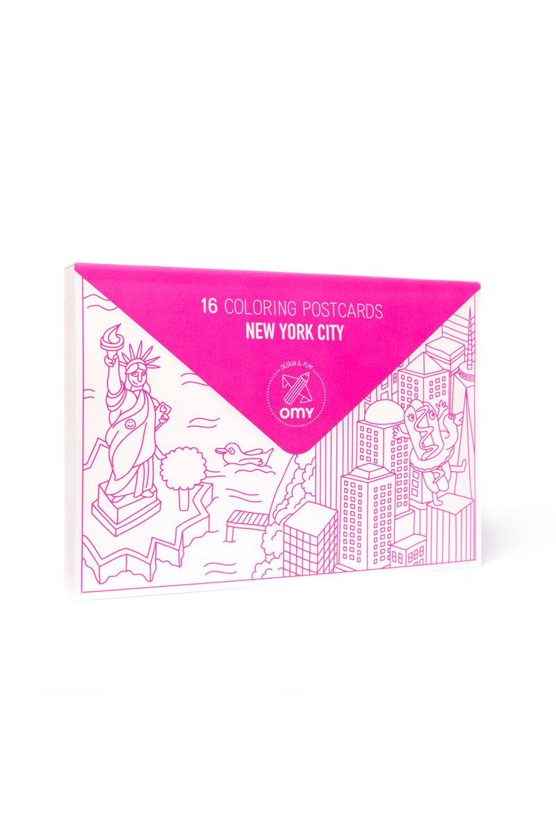 Gift New York Postcards
