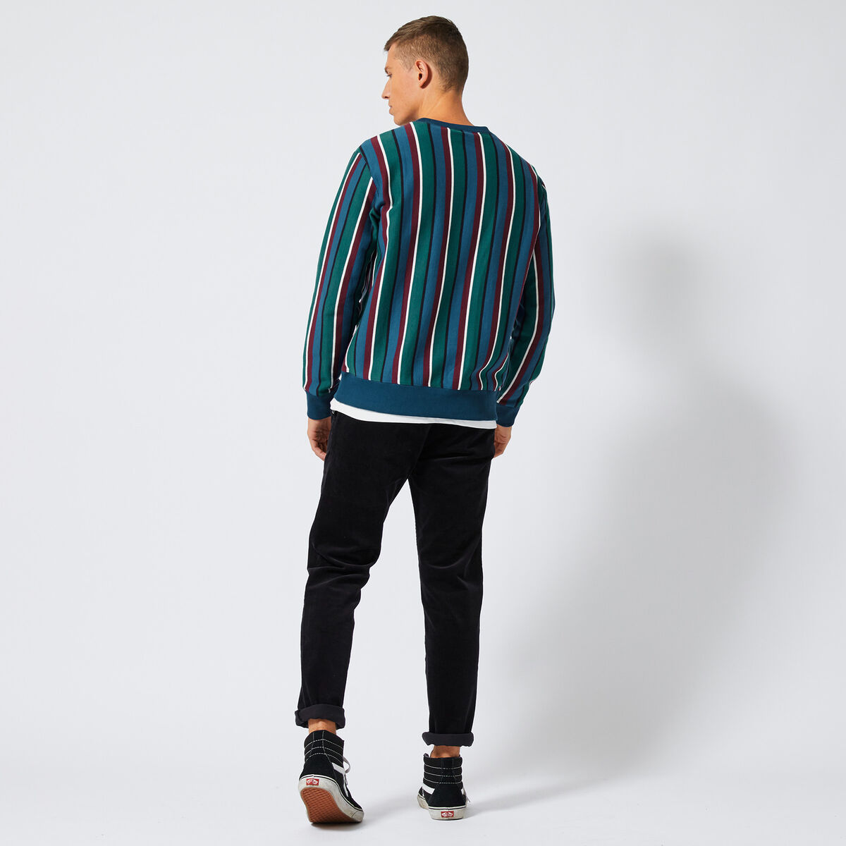Sweater Sutton stripe