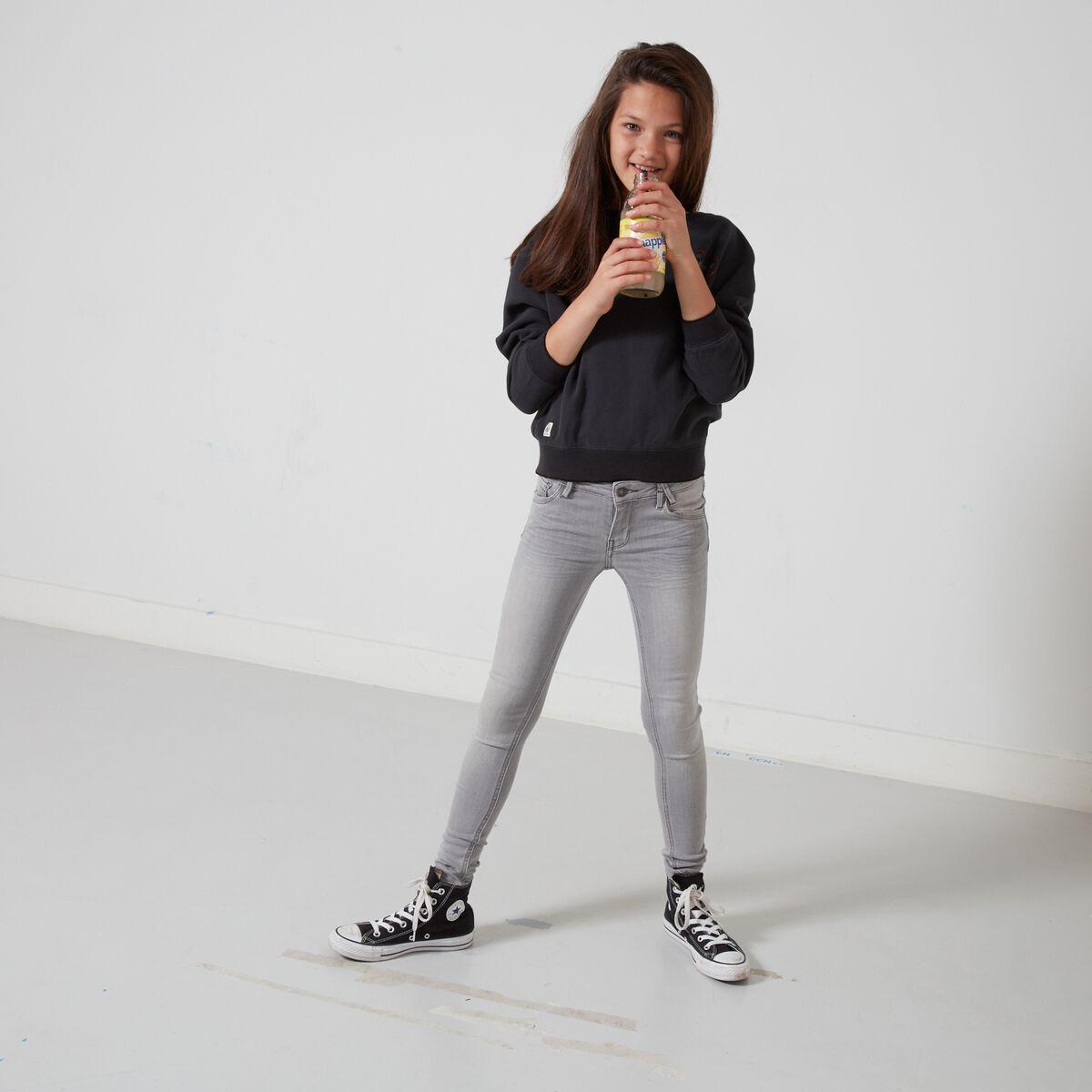 e9db6b3f601902 Meisjes Jeans Kate Grijs Kopen Online